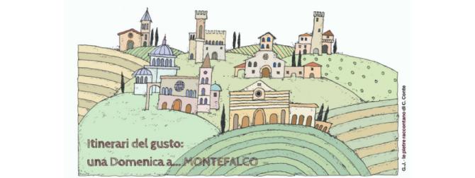 Itinerari del GUSTO. Una domenica a … Montefalco